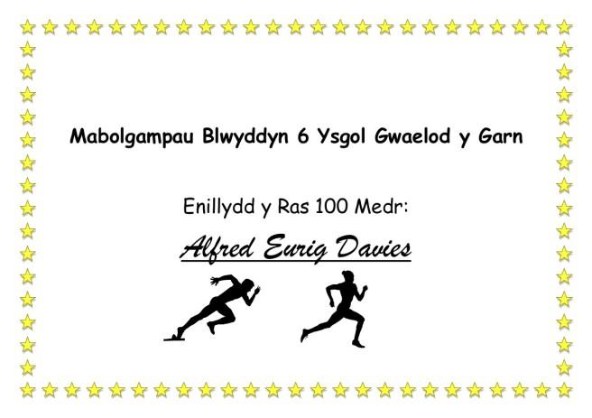 t33 Mabolgampau Blwyddyn 6 Ysgol Gwaelod y Garn